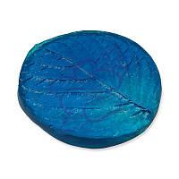 Флористический молд Тайланд - Текстурный лист гортензии размер L, 9,8x10,4 см, 1 шт