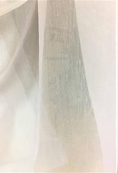 Гардинная ткань батист (4,90 м) Белая
