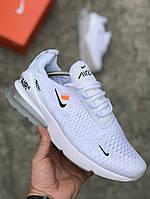 Женские кроссовки Nike Air Max 270 x Off White (реплика)