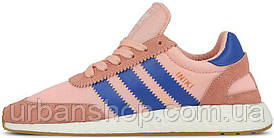 Жіночі, obuwie damskie кросівки Adidas Iniki Runner W Pink/Blue