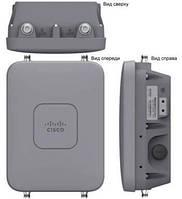 Точка доступу Cisco 1532E 802.11n Low-Profile Outdoor AP External Ant. E Reg Dom. (AIR-CAP1532E-E-K9)