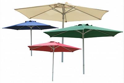 Зонт с тентом из ткани ок230 размер 2,5х2,5 м Украина