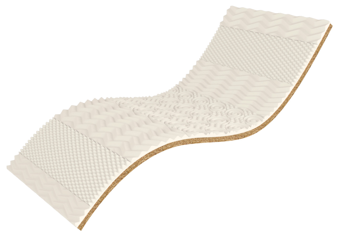 Мини матрас White Kokos