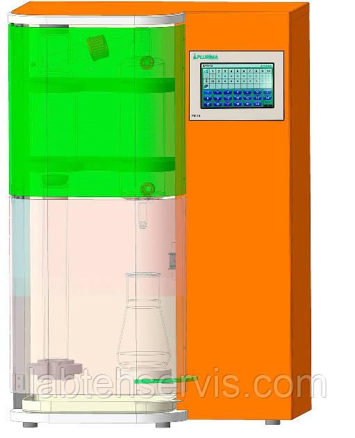 Паровой дистиллятор PSD1 и PSD10 для определения азота/белка по методу Къельдаля