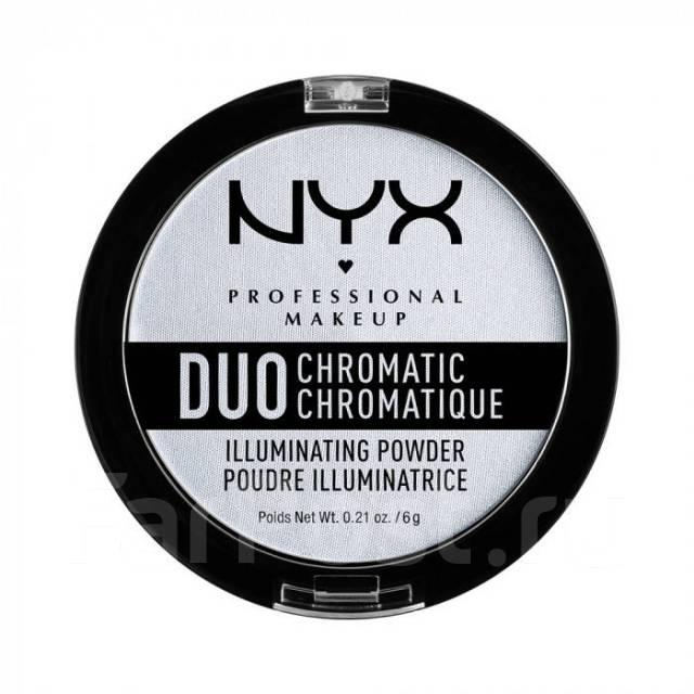 Хайлайтер NYX Duo Chromatic Twilight Tint