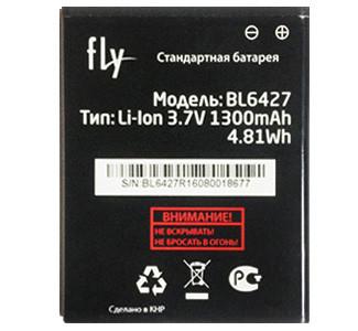 Аккумулятор на Fly BL6427 (Fly FS407 Stratus 6), 2000 mAh Оригинал