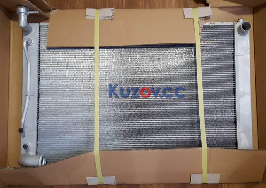 Радиатор охлаждения двигателя Lexus RX (04-08) 3.0 АКПП, кондиционер (RX300) (Koyorad)