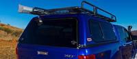Пластиковая кабина  (Кунг) для FORD Ranger Double Cab 2011+ STD ROOF