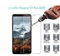 Защитное стекло Glass для Huawei Y7 Pro 2018