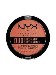 Хайлайтер NYX Duo Chromatic Synthetica