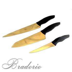 Набор кухонных ножей Peterhof 22334PH