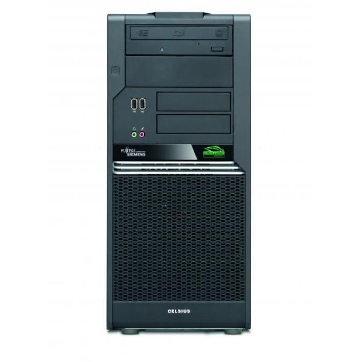 Fujitsu Celsius W370 E85+ Core 2 Duo 3.00GHz/2Gb/500Gb
