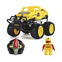 Автомобиль Monster Smash-Ups Crash Car на р/у - Ти-Рекс желтый (TY5873A-1), фото 1