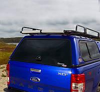 Пластиковая кабина  (Кунг) для FORD Ranger Extra Cab 2011+ STD ROOF
