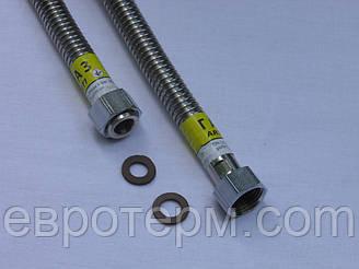 Шланг для газа сильфонный ARTI 1/2 ВВ 30 см