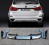 Карбоновый обвес на BMW X5 F15 M-Performance, фото 2