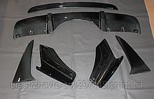 Карбоновый обвес на BMW X5 F15 M-Performance