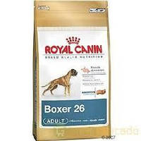Royal Canin  сухой корм для собак породы боксер старше 15 месяцев (Boxer 26)