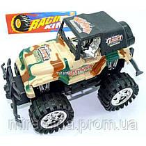 Детская инерционная машинка Джип Армия