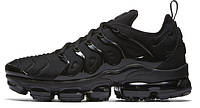 Кросівки чоловічі, obuwie męskie найк, найкі, найки Nike Air VaporMax Plus Triple Black