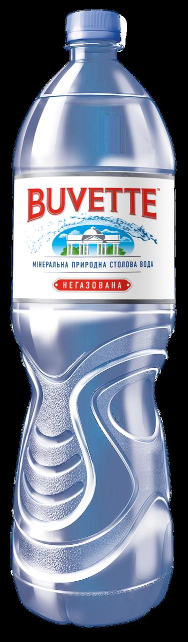 Минеральная вода Buvette негазированная 1,5л