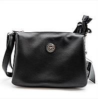 Прекрасная женская сумка из кожи черного цвета ENN-314003, фото 1