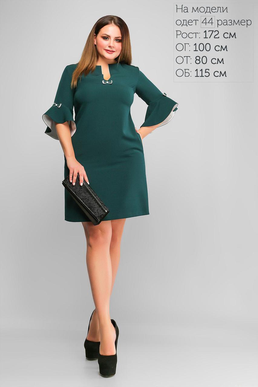 51b4b53742fb62 Платье Алин Зеленый 3175, цена 560 грн., купить в Кременчуге — Prom ...