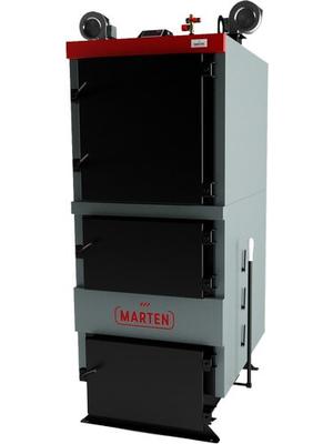 Бытовой твердотопливный котел длительного горения MARTEN COMFORT MC-80 (МАРТЕН КОМФОРТ)