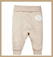 Трикотажные штанишки для мальчика Lupilu Германия р. 86-92