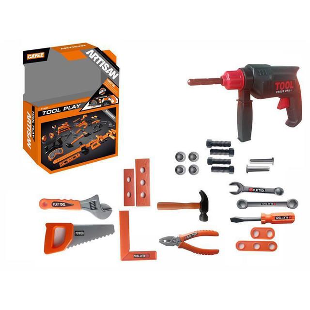 Детские инструменты Tool Set