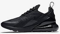 Кросівки чоловічі, obuwie męskie найк, найкі, найки Nike Air Max 270 Black/Black