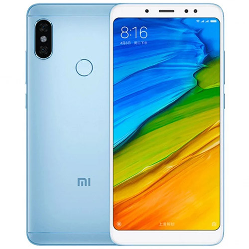 Смартфон Xiaomi Redmi Note 5 32Gb Blue Global firmware (CN)12 мес