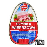 Свинна шинка Evra Meat Szynka Wieprzowa 455 гр.