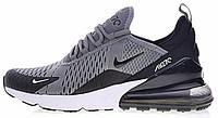 Кросівки чоловічі, obuwie męskie найк, найкі, найки Nike Air Max 270 Grey/White/Black