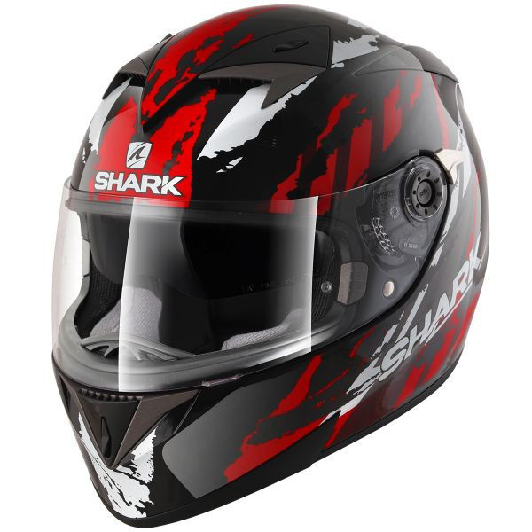 Шлем Shark S700 Oxyd р.L, черно-красный