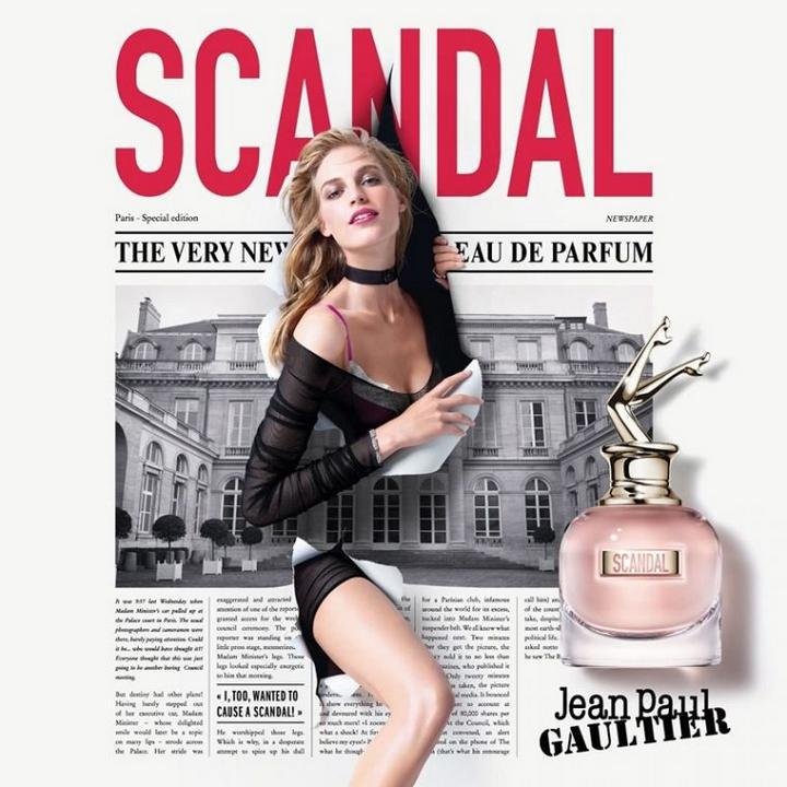 Jean Paul Gaultier Scandal мини парфюм Pheromon 45 мл реплика