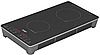 Настольная индукционная плита ERGO IHP-2607 Black — Двухконфорочная индукционная плита, фото 5