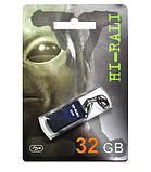 Флешка Hi-Rali 32GB Thor series, синя, фото 2
