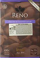 Шоколад  молочный с карамелью 32% Рено Лакте Карамель (Reno Lacttee Caramel) Irca (Италия), фото 1