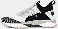 Кросівки чоловічі, obuwie męskie пума  Puma Tsugi Jun Cubism Black/White