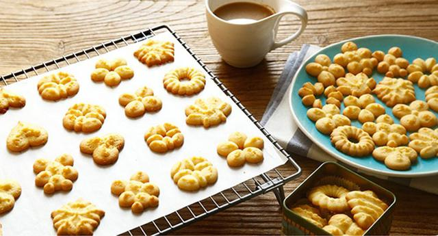 Машинка для формирования печенья Cookie Press - печенье