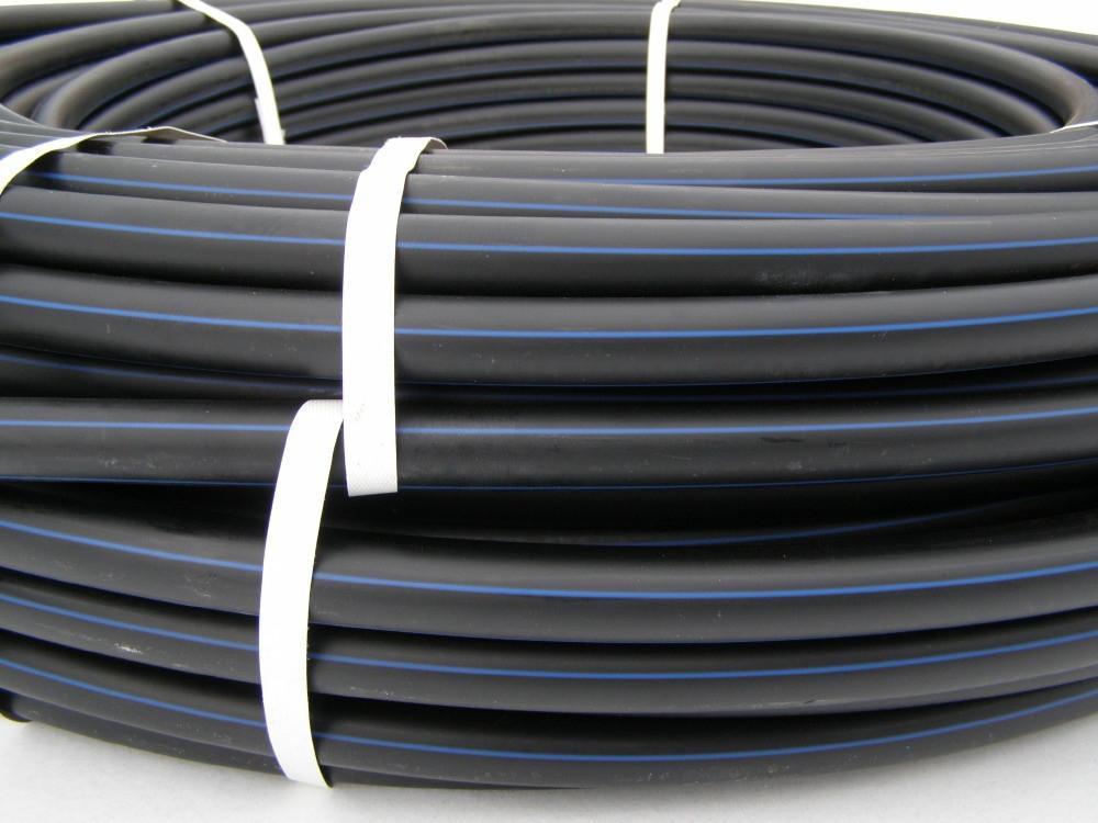 Трубы ПЕ 100 SDR 21 110х5,3  для холодной воды