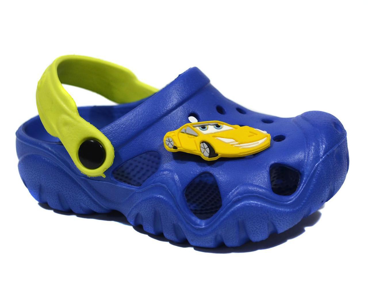 Кроксы Jose Amorales McQueen yellow