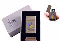 """USB зажигалка в подарочной упаковке """"Герб Украины"""""""