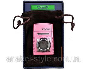 Зажигалка подарочная FOCUS №3762 Код 117945
