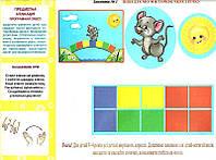 Альбом з аплікації. Молодша група 3-4 роки + шаблони Панасюк І. С. Ранок 11113007у