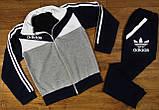 Детский спортивный костюм Адидас,качество шикарное!2 цвета!, фото 2