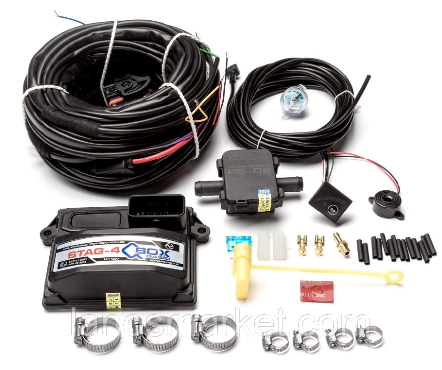 Электроника Stag 4 QBox