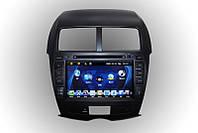 Штатная магнитола Mitsubishi ASX HD GPS