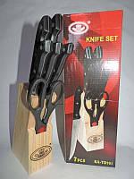 Набор кухонных ножей «Корона» TD-801